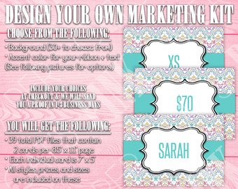 """Printable Marketing Kit 