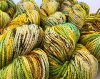 Bananana - Superwash Blue Faced Leicester DK 100g