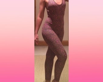 Brazilian Supplex Jumpsuit / Bodysuit