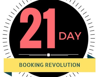 21 Day Booking Revolution Tracker