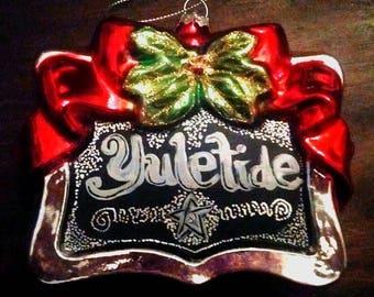 Yuletide Ornament
