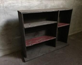 3-2 Shelf -2 red medi-