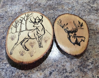 Woodburn deer