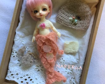 Mermaid set for Lati yellow