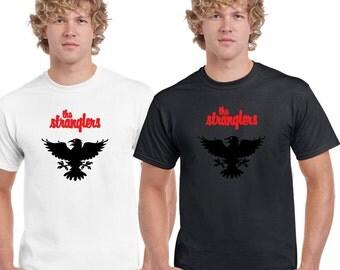 The Stranglers T Shirt The Raven