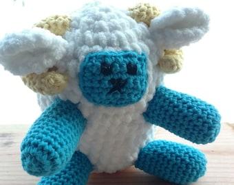 Handcrafted Crochet RAM