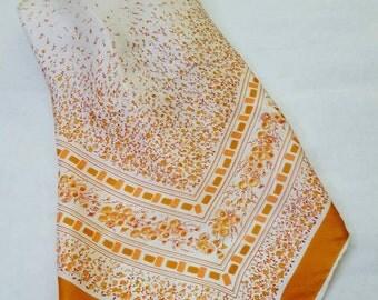 J D'ormont Paris vintage scarves