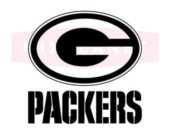 Green Bay Packers Cut Files, Green Bay Packers SVG Files, Green Bay Packers Cutting Files, Green Bay Packers Cuttable File, Instant Download