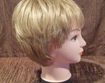 """Amore by Rene of Paris """"Wendy"""" honey color wig, free shipping"""