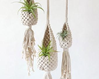 Macrame Hanging Nest