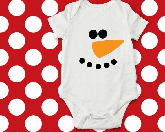 snowman face svg snowman svg cute christmas shirt snowman