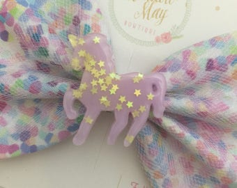 Sweet Sparkles Hair Bow