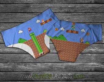 Super Mario Undies