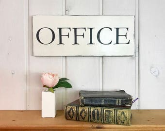 """Office sign 