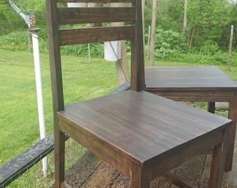 Handmade Dining Chairs