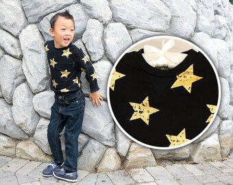 Star Cotton Sweater