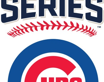 Chicago Cubs Banner Etsy