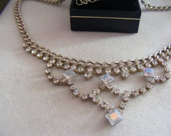 Vintage Necklace With Stones