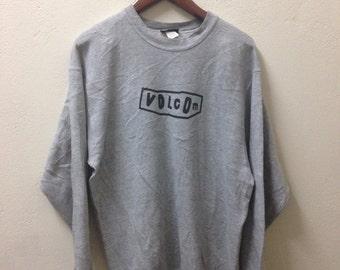 Vintage Volcom Skateboarding Sweatshirt