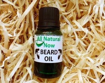 Fathers Day Gift Beard Oil/Essential Oil/100% Pure & Therapeutic Essential Oil/For Men/Shave/Mustache/Beard