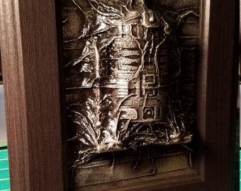 Mini R2 D2 Frozen In Carbonite
