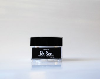 The Rose Perfumed Hand Salve