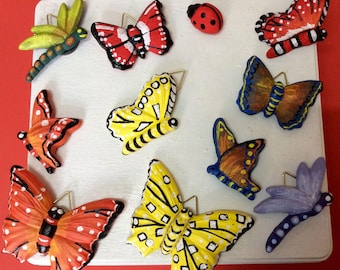 Favor magnets or hangers animals types starting from 2.50 euros