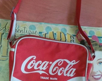 CocaCola Sling bag.