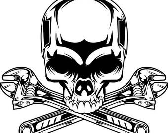 Download Skull piston | Etsy