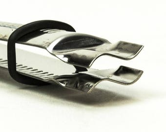 """Wavy Line Plain or Serrated Crimper 3/4"""" - by PME"""