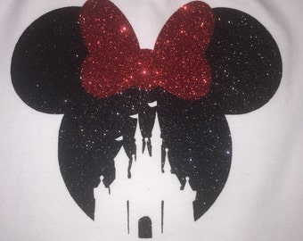 SALE Disney Iron On Decal Add Name