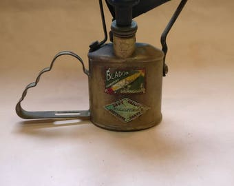 Vintage Bladon Paraffin Blow Torch
