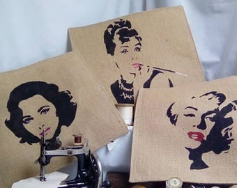 Film star Placemats