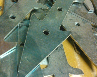 Arrowhead knife blanks set of 5