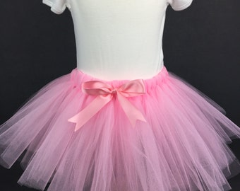 Pink tutu, Tutu Skirt, Cake Smash, Birthday outfit, Photo Props, Tutu, birthday tutu, flower girl