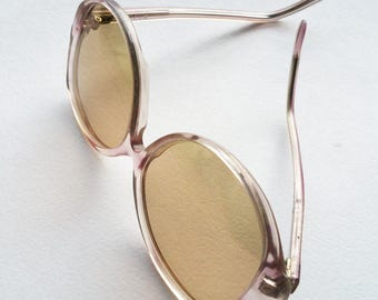 Soviet sunglasses, vintage sunglasses, sunglasses dragonfly, retro sunglasses, sunglasses USSR, big vintage sunglasses, original sunglasses