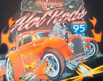 Custom Garage Hot Rods T-shirt