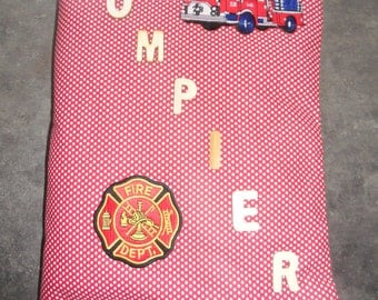 Book calm felt FIREFIGHTER