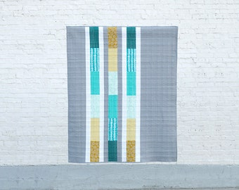 Strip It Down PDF Quilt Pattern