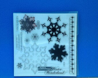CTMH Snowflakes D1480