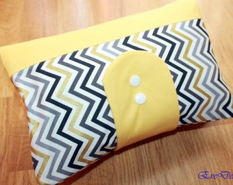 Nappy Wallet ( yellow )