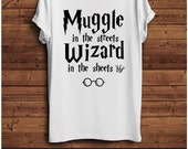 Harry Potter Muggle T Shirt