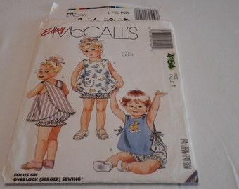 Childs sun dress pattern 1989