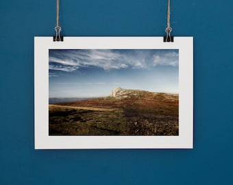 Haytor Devon Dartmoor Landscape Photography Fine Art Photography Print