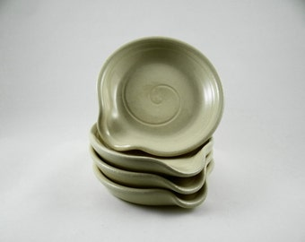 Spoon Rest- Ivory