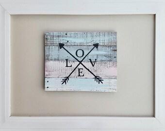 Love Arrow Pastel
