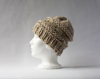 Spruce Slouchy Hat