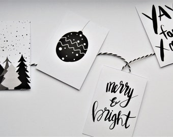 DIY Printable Christmas Gift Tags