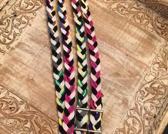 Sneaky Tie Dye reins