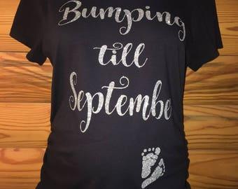 Maternity Shirt Custom